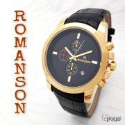 ساعت مچی مردانه رومانسون | Romanson