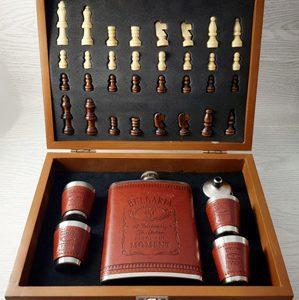 ست فلاسک و شطرنج