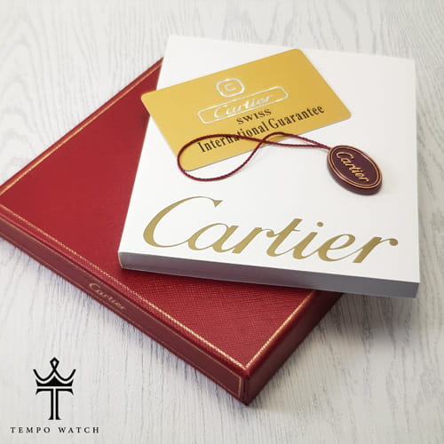 ساعت مچی زنانه کارتیر Cartier
